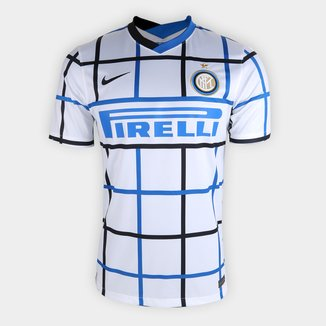 Camisa Inter de Milão Away 20/21 s/n° Torcedor Nike Masculina