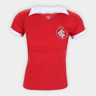 Camisa Internacional I 1984 RetrôMania Feminina