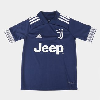 Camisa Juventus Juvenil Away 20/21 s/n° Torcedor Adidas