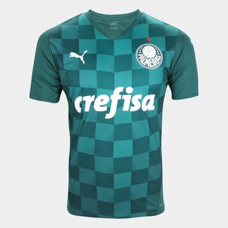 Camisa Palmeiras I 21/22 s/n° Torcedor Puma Masculina