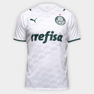 Camisa Palmeiras II 21/22 s/n° Torcedor Puma Masculina