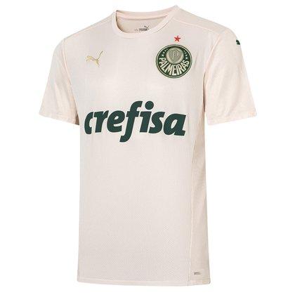 Camisa Palmeiras III 21/22 s/n° Torcedor Puma Masculina