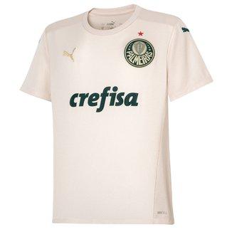 Camisa Palmeiras Juvenil III 21/22 s/n° Torcedor Puma
