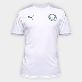 Camisa Palmeiras Treino 21/22 Puma Masculina
