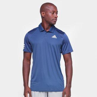 Camisa Polo Adidas Club Tennis 3S Masculina