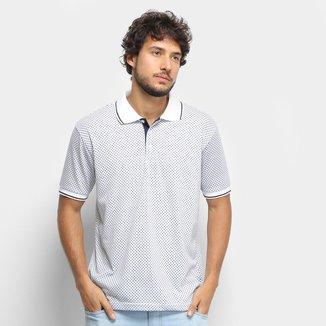 Camisa Polo Broken Rules Poá Masculina