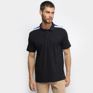 Camisa Polo Burn Frisos Masculina