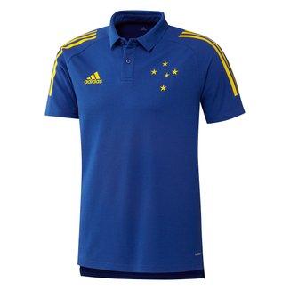 Camisa Polo Cruzeiro Viagem 21/22 Adidas Masculina