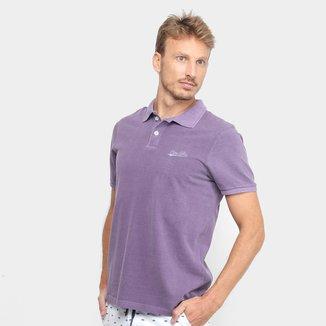 Camisa Polo Derek Ho Lavanderia Dkho Piquet Básica Masculina