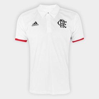 Camisa Polo Flamengo II Viagem 21/22 Adidas Masculina