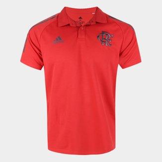 Camisa Polo Flamengo Viagem 21/22 Adidas Masculina