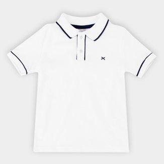 Camisa Polo Infantil Hering Masculina