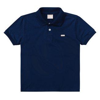 Camisa Polo Infantl Milon Masculina