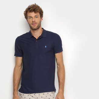 Camisa Polo Izod Manga Curta Masculina