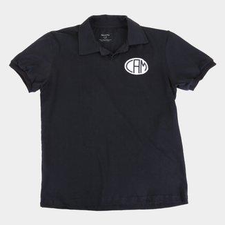 Camisa Polo Juvenil Atlético Mineiro Retrô Mania