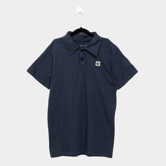 Camisa Polo Juvenil Hang Loose Classic Masculina