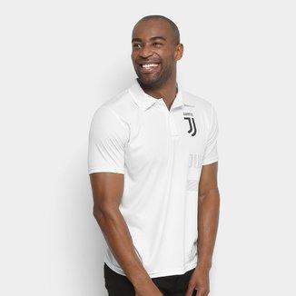 Camisa Polo Juventus Shadow Masculina