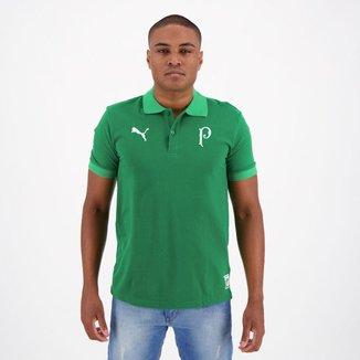 Camisa Polo Palmeiras 2019 Puma Masculina