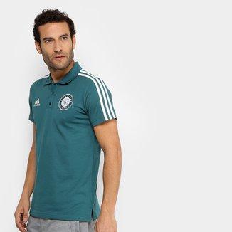 Camisa Polo Palmeiras 3S Adidas Masculina