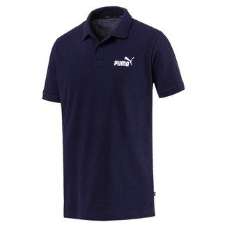 Camisa Polo Puma ESS Pique Masculina