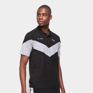 Camisa Polo Puma MAPF1 MCS Masculina