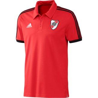 Camisa Polo River Plate Viagem 21/22 Adidas Masculina