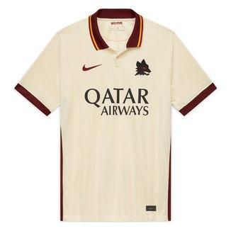 Camisa Roma Away 20/21 s/n° Torcedor Nike Masculina