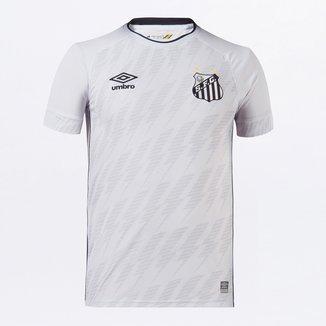 Camisa Santos I 21/22 s/n° Torcedor Umbro Masculina