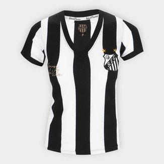 Camisa Santos II 1978 RetrôMania Feminina