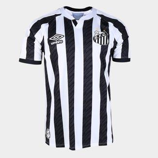 Camisa Santos II 20/21 s/n° Torcedor Umbro Masculina