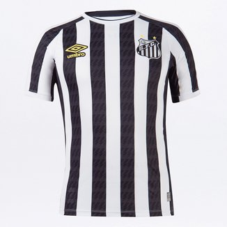 Camisa Santos II 21/22 s/n° Torcedor Umbro Masculina