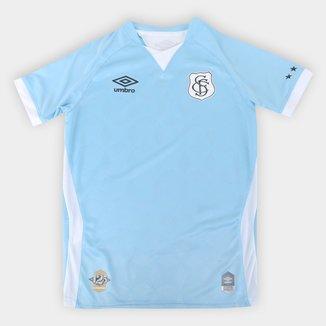 Camisa Santos Juvenil III 20/21 s/n° Torcedor Umbro