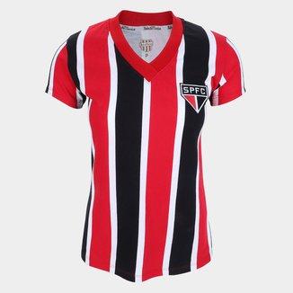 Camisa São Paulo II 1991 RetrôMania Feminina