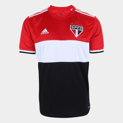 Camisa São Paulo III 21/22 s/n° Torcedor Adidas Masculina
