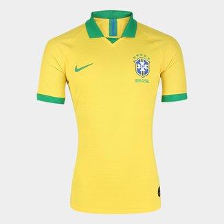 Camisa Seleção Brasil I 19/20 s/n° Jogador Nike Masculina