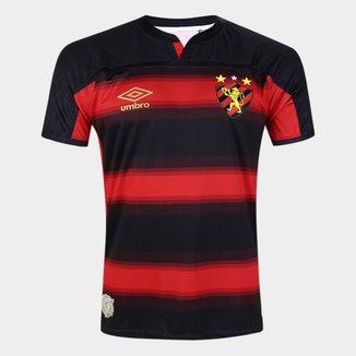 Camisa Sport Recife I 20/21 s/n° Torcedor Umbro Masculina