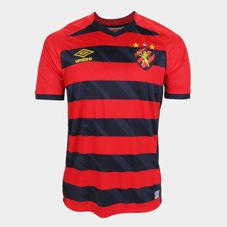 Camisa Sport Recife I 21/22 s/n° Torcedor Umbro Masculina