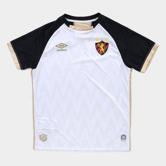 Camisa Sport Recife Juvenil II 20/21 s/n° Torcedor Umbro