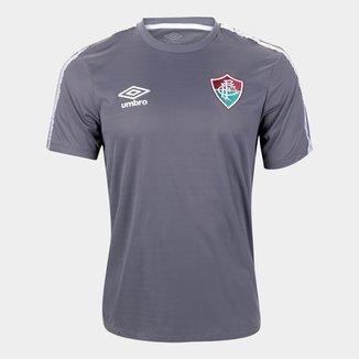 Camisa Umbro Fluminense Concentração 21/22 Masculina