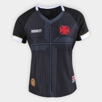 Camisa Vasco CT s/n° Feminina