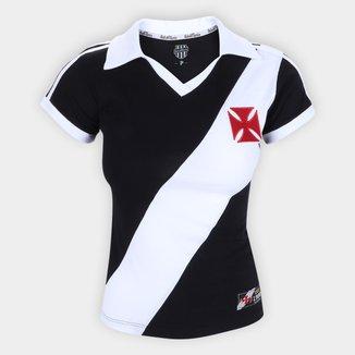 Camisa Vasco I 1988 RetrôMania Feminina