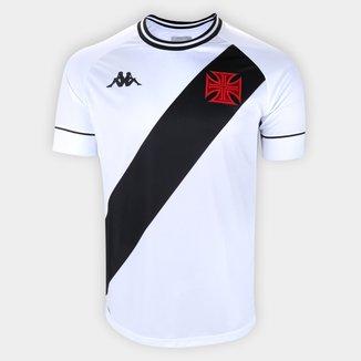 Camisa Vasco II 20/21 s/n° Torcedor Kappa Masculina