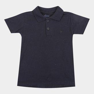 Camisas Polo  M/Malha Básica Elian-51018-PP