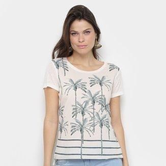 Camiseta Acostamento Resort Feminina