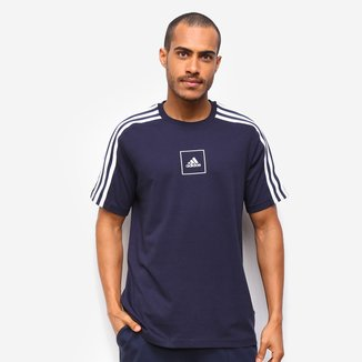 Camiseta Adidas 3 Stripes Masculina