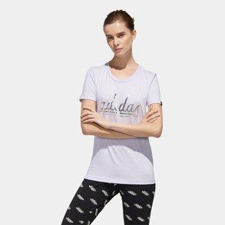 Camiseta Adidas Colgt Foil Feminina