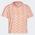 Camiseta Adidas Cropped Favourites Feminina