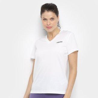 Camiseta Adidas D2M Solid T Feminina