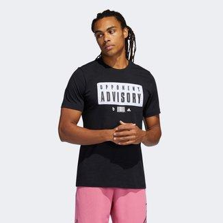 Camiseta Adidas Dame Opponent Advisory Masculina