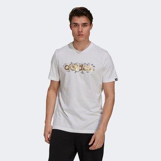 Camiseta Adidas Doodle Masculina